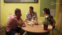 Toadie Rebecchi, Shane Rebecchi, Dipi Rebecchi in Neighbours Episode 8094