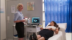 Dr Dora Dietrich, Elly Brennan in Neighbours Episode 8094