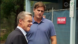 Paul Robinson, Kyle Canning in Neighbours Episode 8095