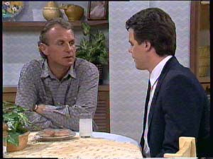 Jim Robinson, Paul Robinson in Neighbours Episode 0407