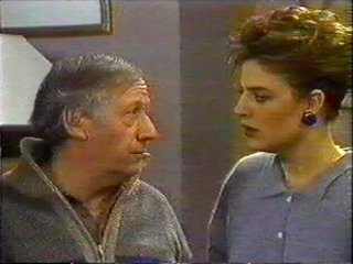 Rob Lewis, Gail Robinson in Neighbours Episode 0527