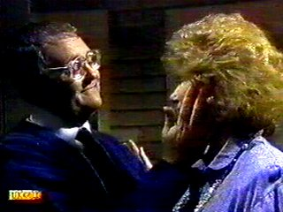 Madge Bishop, Harold Bishop in Neighbours Episode 0528