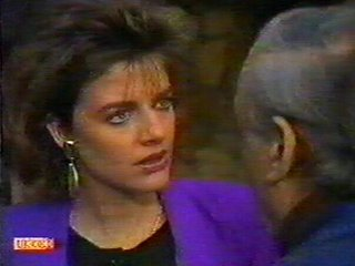 Gail Robinson, Rob Lewis in Neighbours Episode 0529