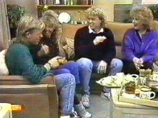 Scott Robinson, Charlene Mitchell, Henry Ramsay, Madge Bishop in Neighbours Episode 0537