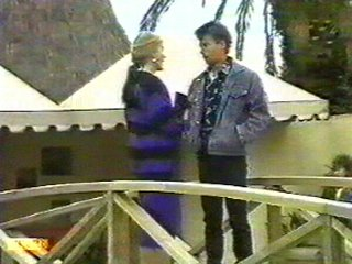 Jane Harris, Mike Young in Neighbours Episode 0539