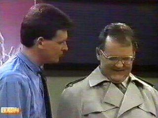 Des Clarke, Harold Bishop in Neighbours Episode 0540