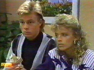 Scott Robinson, Charlene Mitchell in Neighbours Episode 0540
