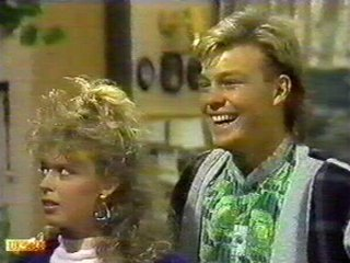 Charlene Mitchell, Scott Robinson in Neighbours Episode 0544