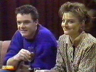 Paul Robinson, Gail Robinson in Neighbours Episode 0545