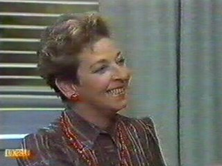 Eileen Clarke in Neighbours Episode 0545