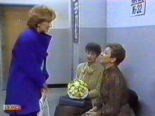 Madge Bishop, Nell Mangel, Eileen Clarke in Neighbours Episode 0545