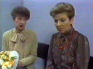 Nell Mangel, Eileen Clarke in Neighbours Episode 0545