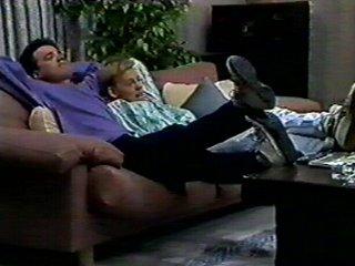 Paul Robinson, Scott Robinson in Neighbours Episode 0546