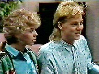 Charlene Mitchell, Scott Robinson in Neighbours Episode 0546