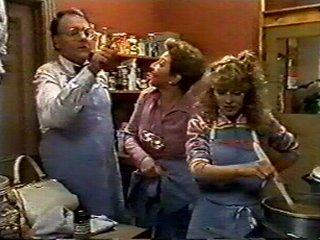 Harold Bishop, Eileen Clarke, Charlene Mitchell in Neighbours Episode 0548