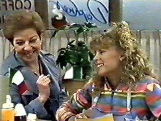 Eileen Clarke, Charlene Mitchell in Neighbours Episode 0548