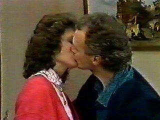Jim Robinson, Ruth Wilson in Neighbours Episode 0548