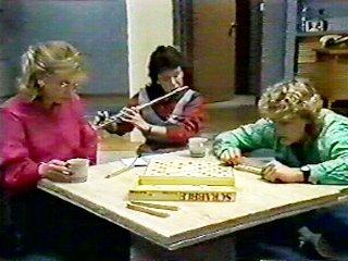 Helen Daniels, Lucy Robinson, Henry Ramsay in Neighbours Episode 0550