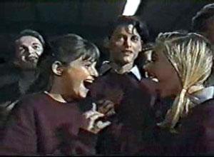 Cody Willis, Josh Anderson, Melissa Jarrett in Neighbours Episode 1197