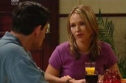Steve Crandall, Steph Scully in Neighbours Episode 3740