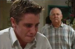Tad Reeves, Harold Bishop in Neighbours Episode 3740