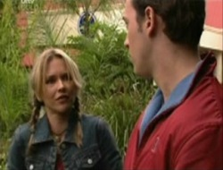Steph Scully, Stuart Parker in Neighbours Episode 4073