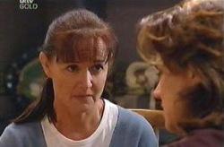 Susan Kennedy, Lyn Scully in Neighbours Episode 4075