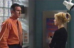 Dee Bliss, Karl Kennedy in Neighbours Episode 4075