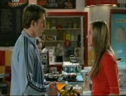 Stuart Parker, Felicity Scully in Neighbours Episode 4080