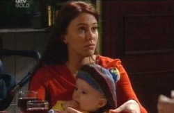 Ben Kirk, Libby Kennedy in Neighbours Episode 4083