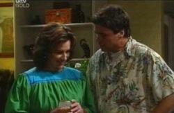 Lyn Scully, Joe Scully in Neighbours Episode 4083