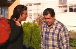 Drew Kirk, Ron Kirk in Neighbours Episode 4084