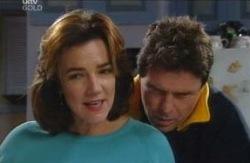 Lyn Scully, Joe Scully in Neighbours Episode 4084