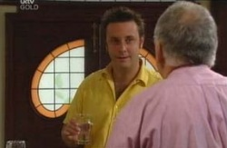 Andrew Gandele, Harold Bishop in Neighbours Episode 4085