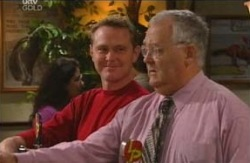 Max Hoyland, Harold Bishop in Neighbours Episode 4085