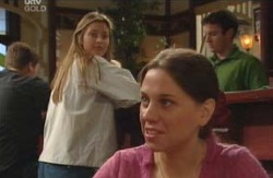 Felicity Scully, Amanda Cooper in Neighbours Episode 4087