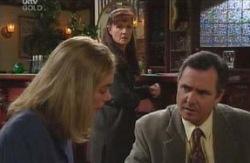 Nicole Jackson, Susan Kennedy, Karl Kennedy in Neighbours Episode 4088