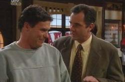 Joe Scully, Karl Kennedy in Neighbours Episode 4088