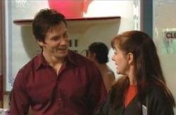 Darcy Tyler, Susan Kennedy in Neighbours Episode 4088