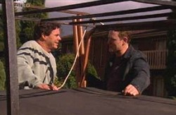 Joe Scully, Max Hoyland in Neighbours Episode 4088
