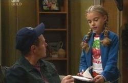 Max Hoyland, Summer Hoyland in Neighbours Episode 4089