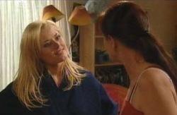 Dee Bliss, Susan Kennedy in Neighbours Episode 4089