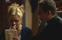 Dee Bliss, Toadie Rebecchi in Neighbours Episode 4090