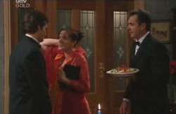 Darcy Tyler, Susan Kennedy, Karl Kennedy in Neighbours Episode 4090