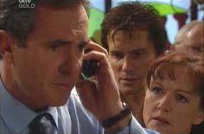 Karl Kennedy, Susan Kennedy, Darcy Tyler in Neighbours Episode 4091