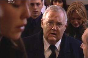 Libby Kennedy, Harold Bishop in Neighbours Episode 4091