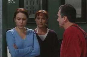 Libby Kennedy, Susan Kennedy, Karl Kennedy in Neighbours Episode 4092