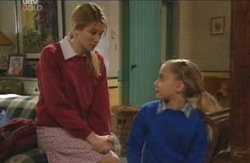 Nina Tucker, Summer Hoyland in Neighbours Episode 4093