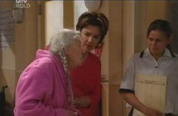 Rose Belker, Lyn Scully in Neighbours Episode 4093