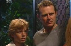 Boyd Hoyland, Max Hoyland in Neighbours Episode 4094